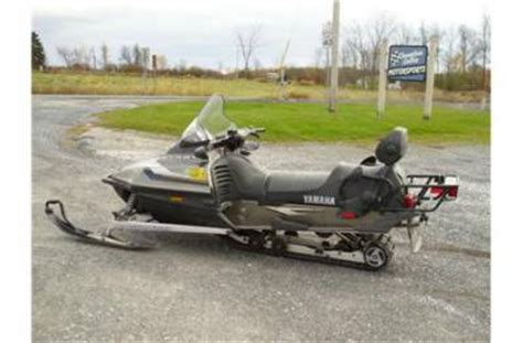 2002 Yamaha Venture 700 For Sale : Used Snowmobile Classifieds