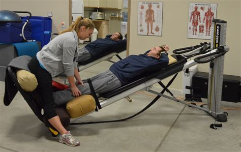 'Total Gym' Equipment for Spinal Cord Injury Clients at