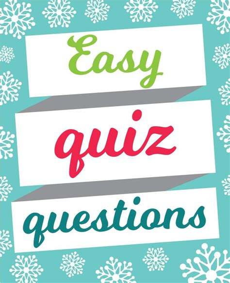 Try Our Free Christmas Quiz For All The Family | Party