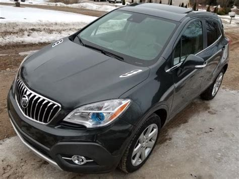 Find used 2016 Buick Encore Premium AWD in Hall, Montana