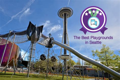 The Best Playgrounds in Seattle