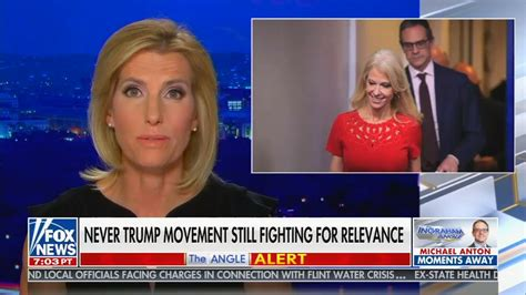 """Laura Ingraham: """"The American left has proven itself to be"""
